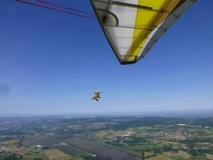 Cadeau-Vol-ULM-Parapente-Deltaplane-Planeur-avion CAP-ULM