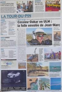 CAP-ULM-LYON-GRENOBLE-CHAMBERY Dauphine-libere 2