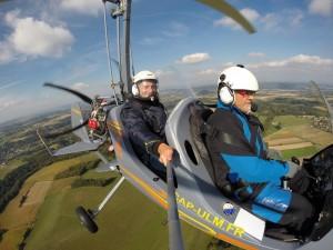 cap ulm initiation pilotage autogire