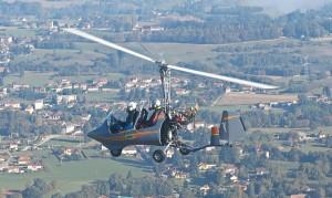 Apprendre ULM Autogire Isere Savoie