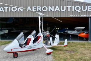 Ecole de pilotage autogire Rhône Alpes Isère Savoie