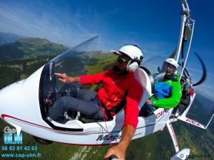 Brevet pilote autogire Lyon Grenoble Chambéry