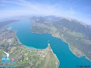 Pilotage autogire Chambéry Lyon Grenoble