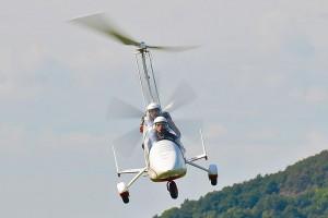 CAP-ULM Autogire Magni Isère