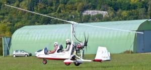 licence pilote autogire Isère