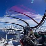 Voler en ULM-Mont-Blanc