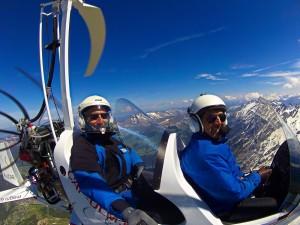 ULM-Mont-Blanc-Annecy