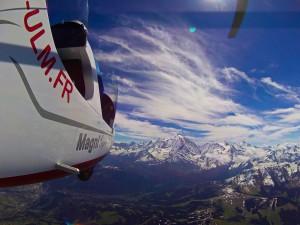 ULM-Mont-Blanc-Baptême