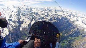 Initiation pilotage ULM Rhône-Alpes