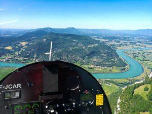 Initiation pilotage autogire Rhône-Alpes