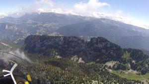 Pilotage autogire Isère-Rhône Alpes