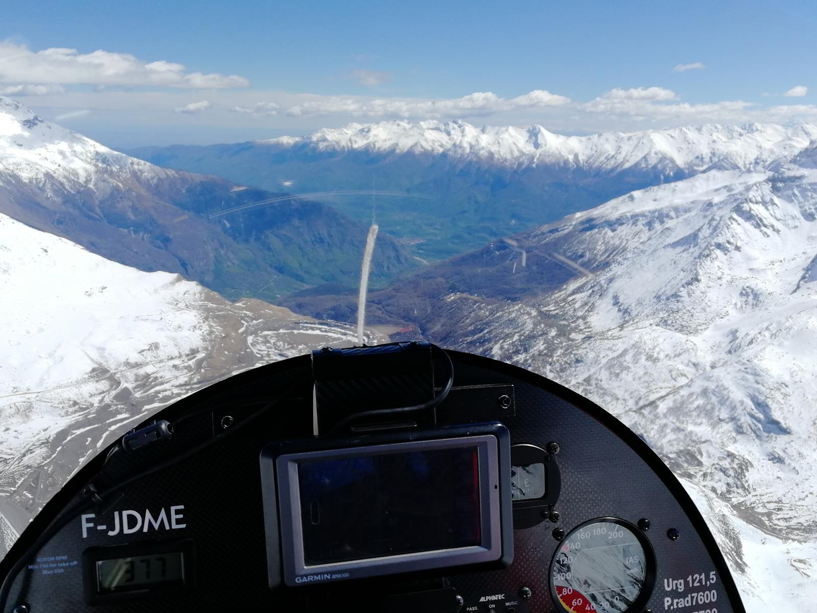 Autogire ULM Rhône-Alpes Isere Drôme