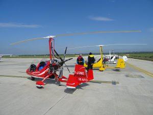 Pilotage ULM Rhône-Alpes Isere Cessieu la Tour du Pin