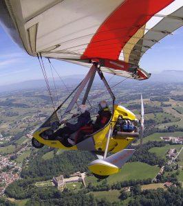 Apprendre à piloter un ULM Rhône-Alpes