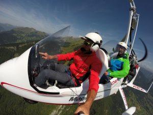 Apprendre à piloter un ULM Rhône-Alpes Isère