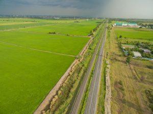 Surveillance aérienne en ULM autogire