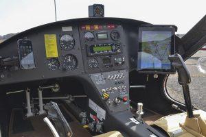 Surveillance en ULM autogire