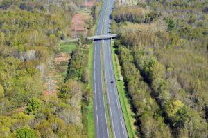Surveillance photographie aérienne en ULM autogire