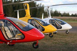 Surveillance photographie aérienne en ULM autogire Magni