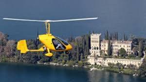 photographie aérienne en autogire