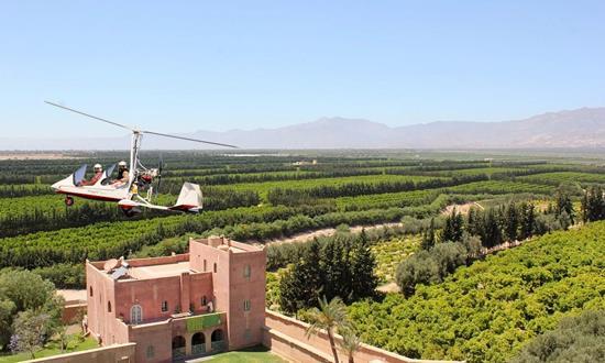 Autogire ULM Maroc