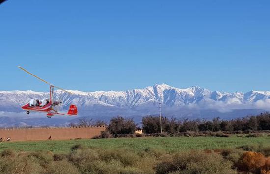 Maroc Autogire ULM