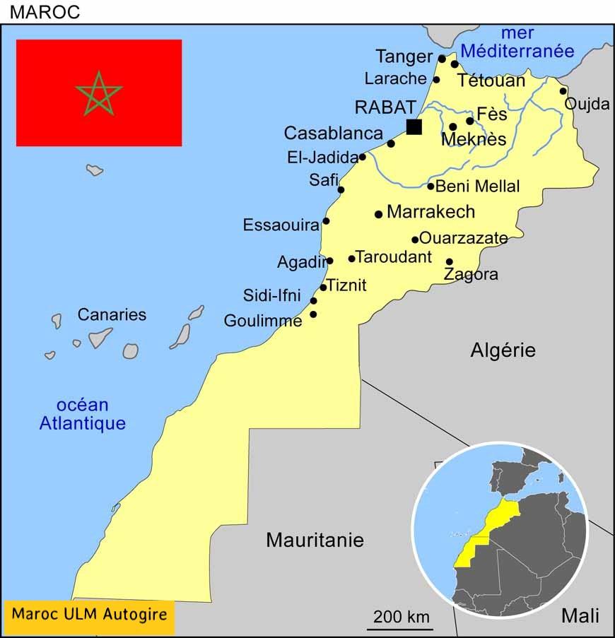 Maroc ULM