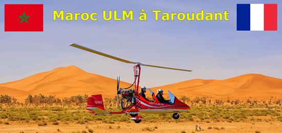 Maroc ULM Taroudant