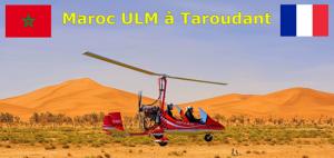 Voler en ULM Maroc